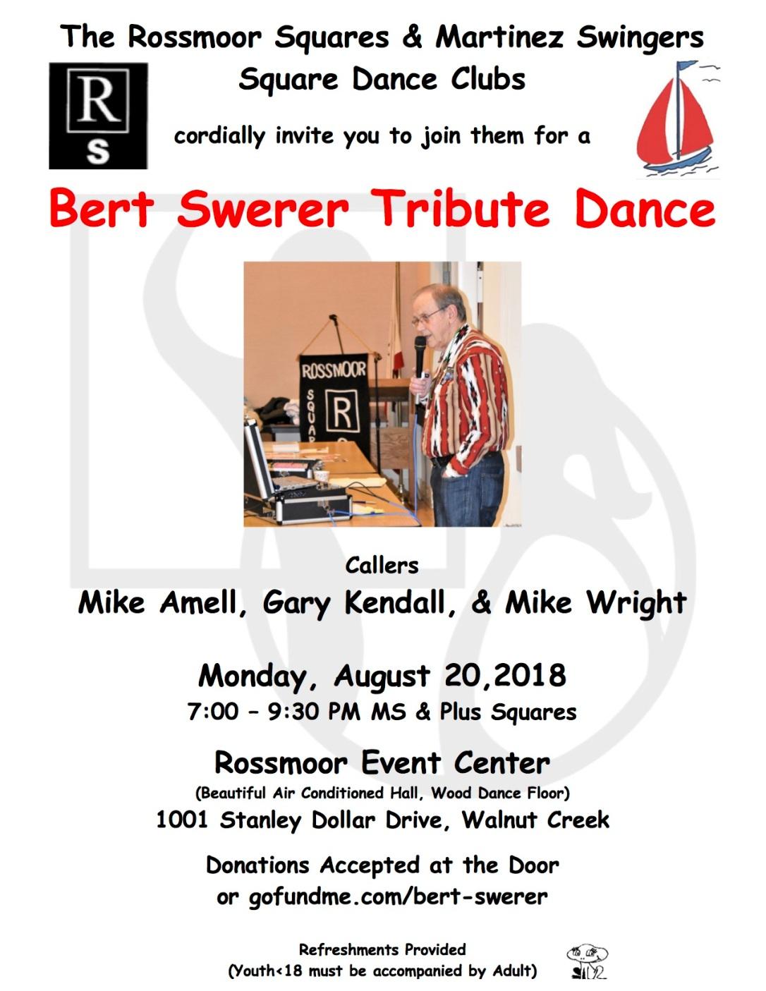 BertSwerer Tribute Dance